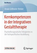 Buchcover - Kernkompetenzen in der integrativen Gestalttherapie, Ursula Grillmeier-Rehder